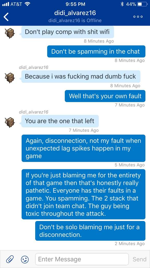 Blames me for the L  Ok- | Overwatch Amino