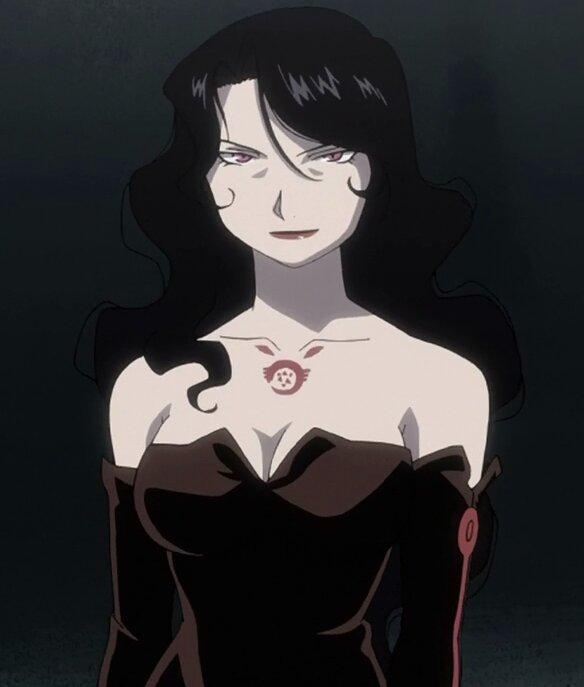Reseña: Lust ( LUJURIA) Fullmetal Alchemist | •Anime• Amino