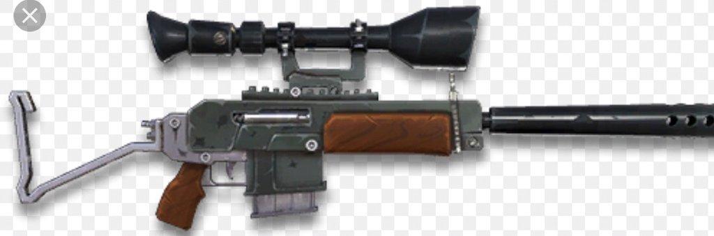 semi auto or bolt action snipers - sniper semi auto fortnite