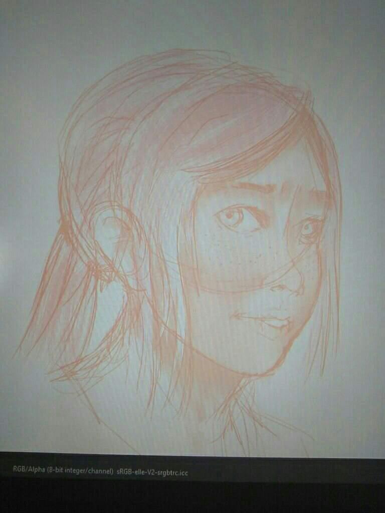 Portrait Test Ellie Anime Gamer Haven Amino