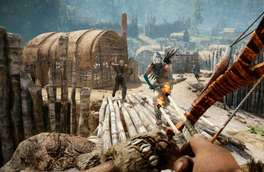 Presentacion Far Cry Primal Videogames Amino