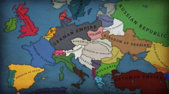 Historical View: Kaiserreich | World History Amino