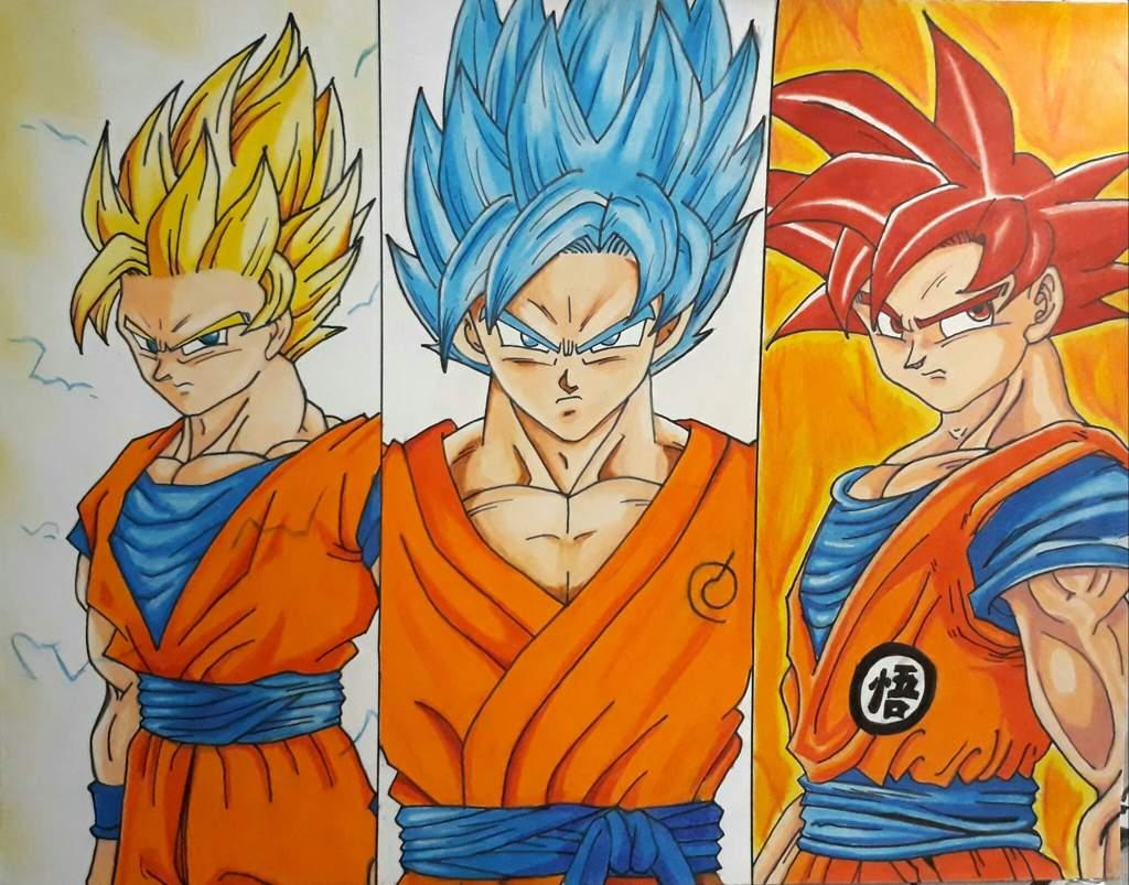 50 Imágenes De Goku Para Dibujar: Dibujos Para Colorear De Vegeta