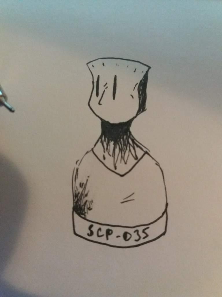 SCP-035 | SCP Foundation Amino