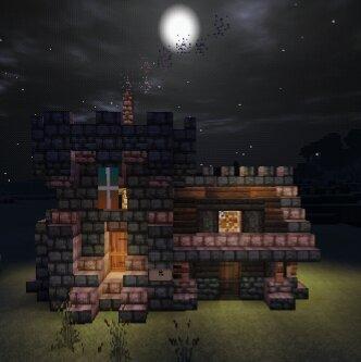 Tiny Medieval Keep Minecraft Amino