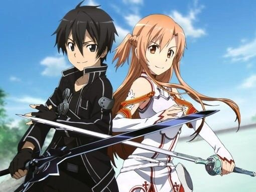 Kirito and Asuna: Love Story Explained | SAO_SwordArtOnlineAmino Amino
