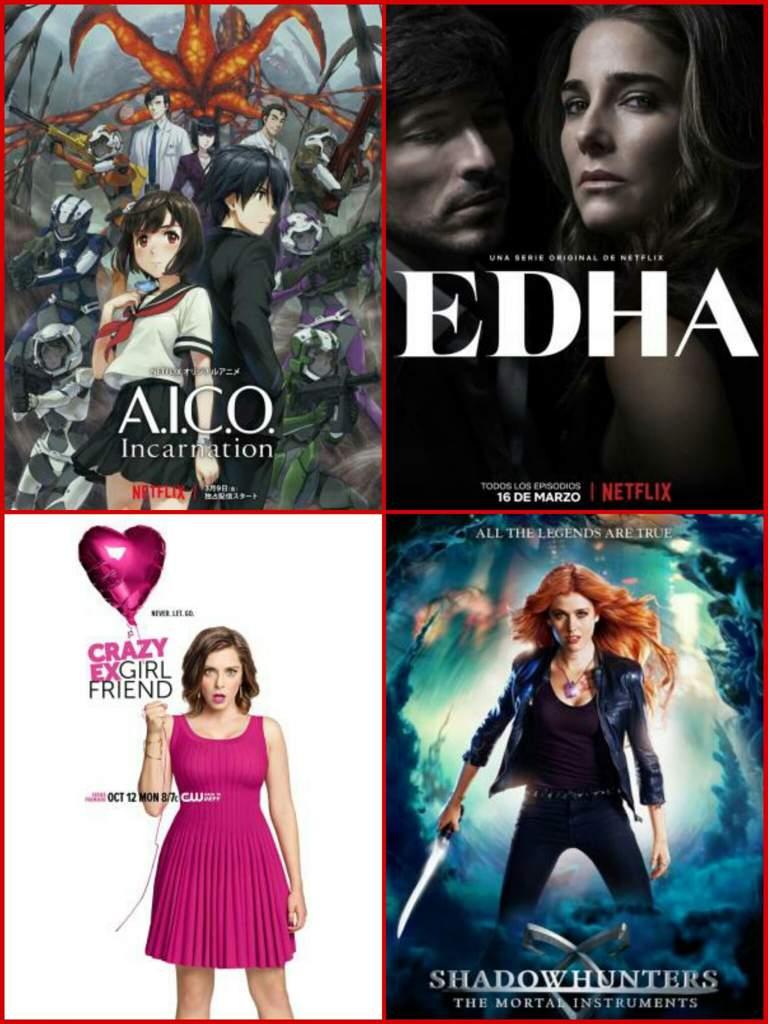 Notflix Marzo: Series •Latinoamérica•   Netflix Amino •Español• Amino