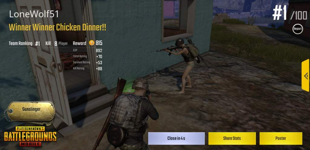 Pubg Mobile Win Playerunknowns Battlegrounds Amino
