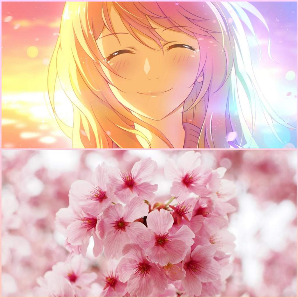 Anime Characters As Spring Flowers Anime Amino