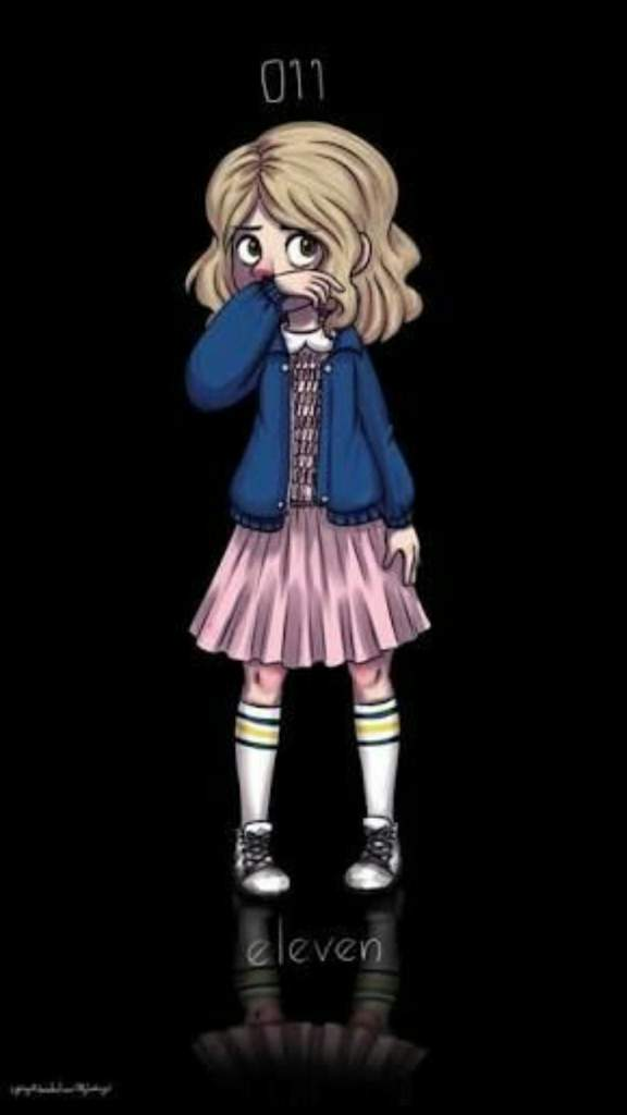 Dibujo De Eleven Stranger Things Aмιησ Amino