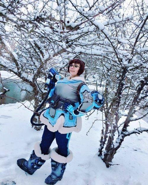 Милый косплей Мэй   Overwatch RUS (ORA) Amino