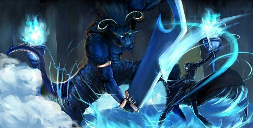 A Lot Of Us Know About This Fight Since Sword Art Online SAO Is Such Popular Anime Well The Showdown Between Kirito And Gleam Eyes Happened When