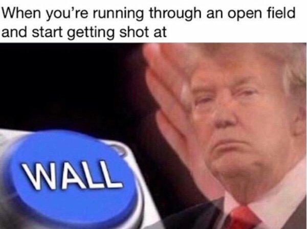 trump fortnite meme