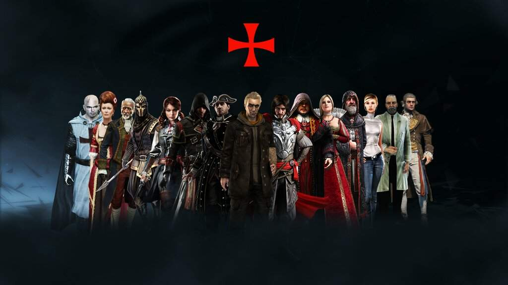 Who Are The Templars Assassins Creed Amino