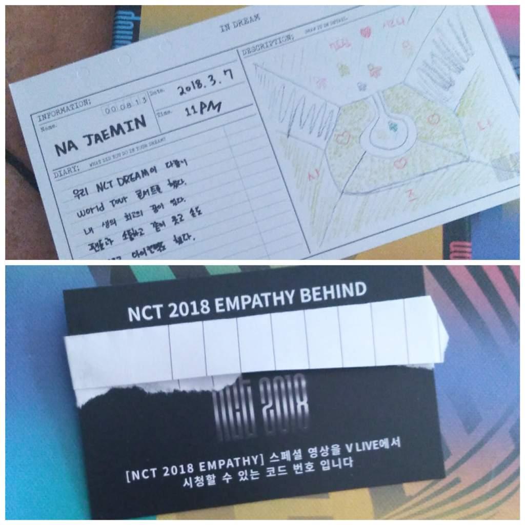 NCT Empathy Dream Vers Unboxing | K-Pop Amino