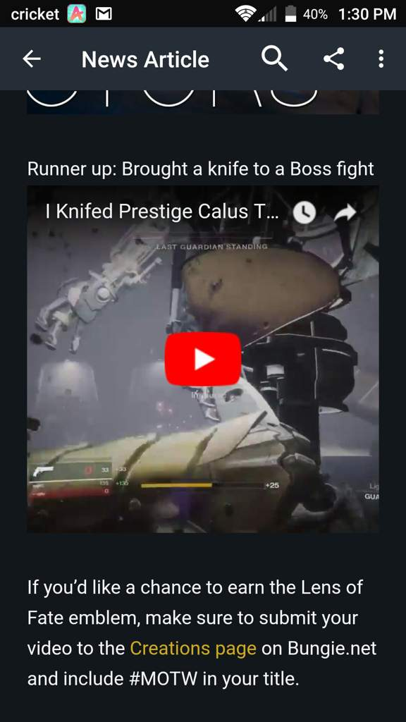 So I Am A Runner Up For Movie Of The Week | Destiny Amino
