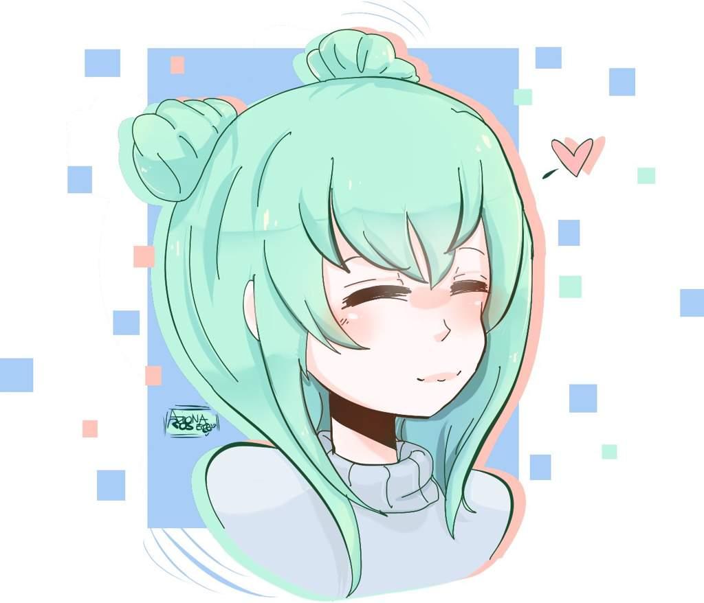 Minecraft Skin Cute Anime Girl