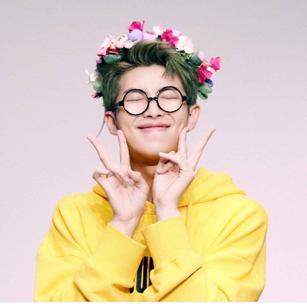 Namjoon Green Hair Army S Amino