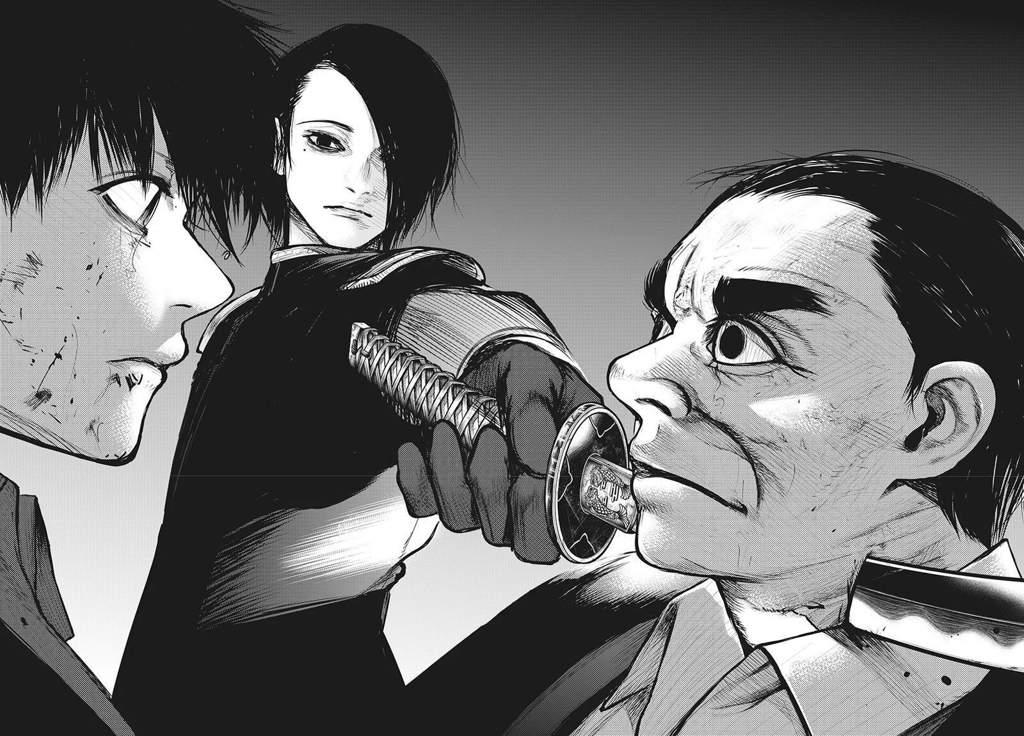 The Wasshu Clan Ghoul Amino