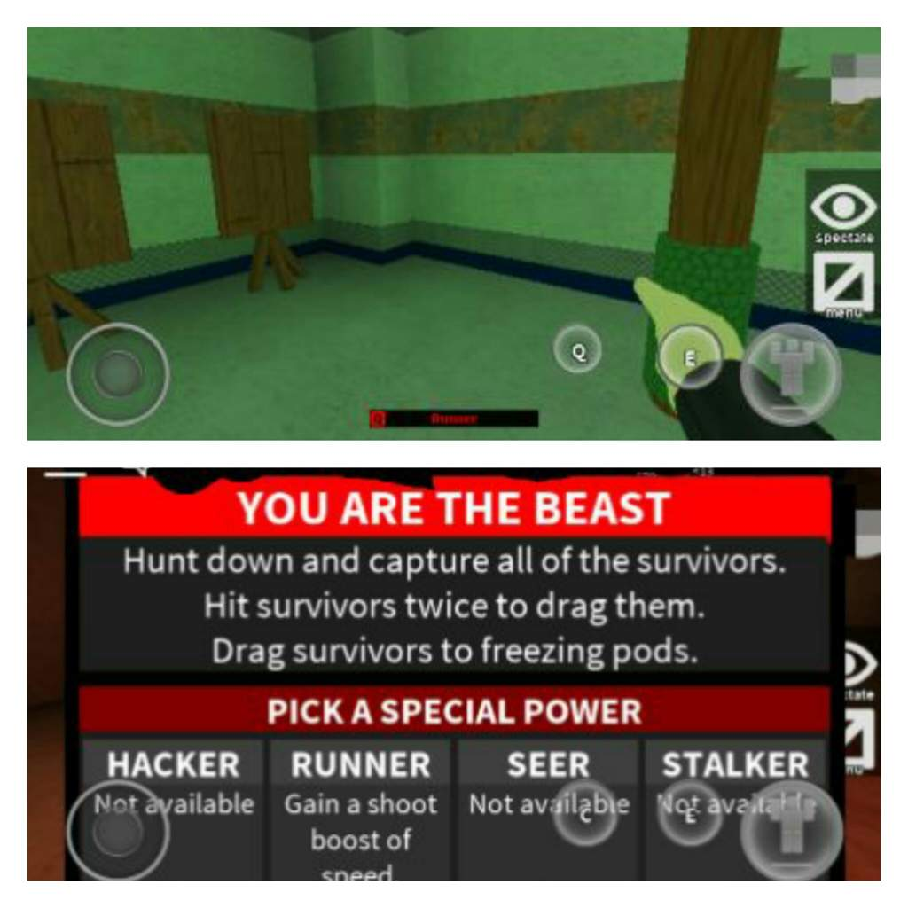 Game Review Flee The Facility Roblox Amino