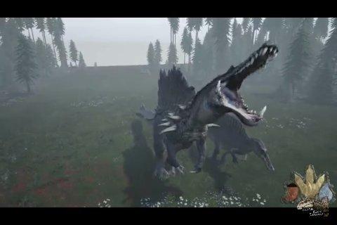 Hypo spino gameplay the isle | Prehistoric Paradise✨ Amino