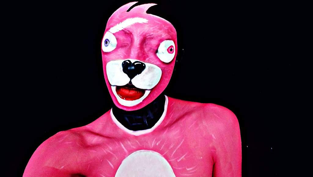 Fortnite The Pink Bear Fortnite Mobile E Pc