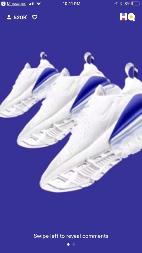 on sale bdba7 691b7 HQ Trivia Nike's   Sneakerheads Amino