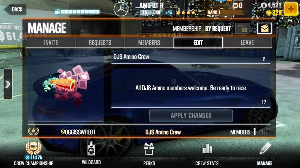 Hey Join The DJS Amino Crew On CSR2 Racing!!!! | Forza™ And More Amino