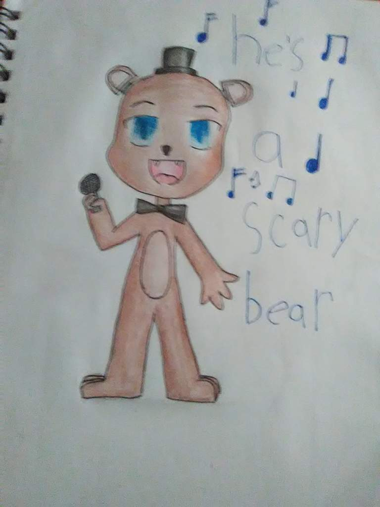 cute fnaf drawing five nights at freddy s amino