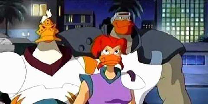 The Mighty Blog The Mighty Ducks Cartoon Amino