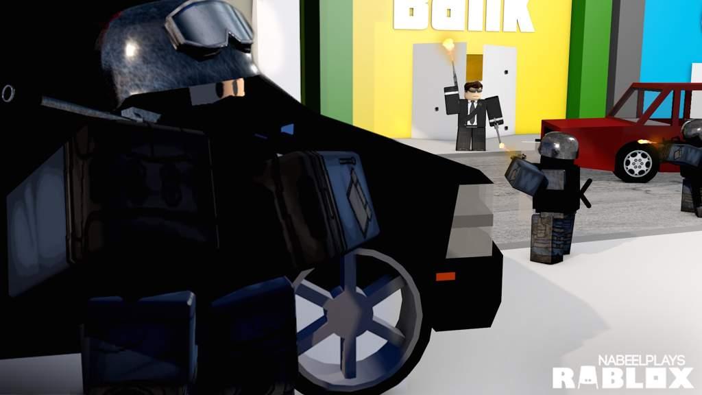 Heists Ii Roblox Bank Heist Gfx Roblox Amino