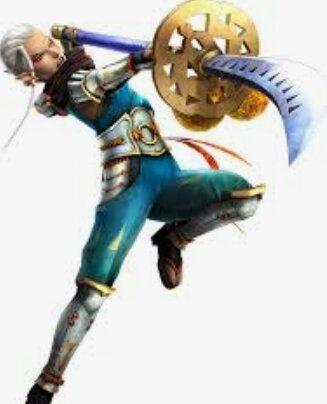 Hyrule Warriors Impa Naginata Guide Zelda Amino