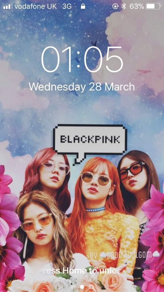 """Blackpink Wallpaper Lockscreen Blink ˸""""링크 Amino"""