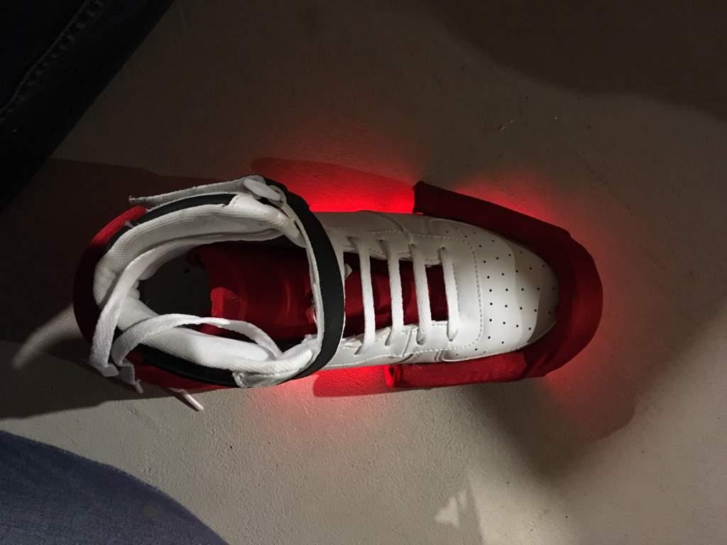 Custom Shadow Shoes Sonic The Hedgehog Amino