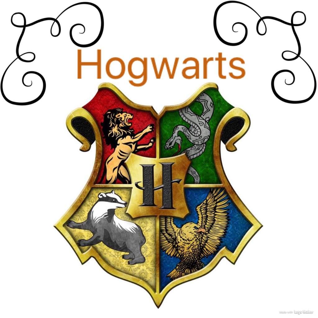 Hogwarts. ┌ ┐