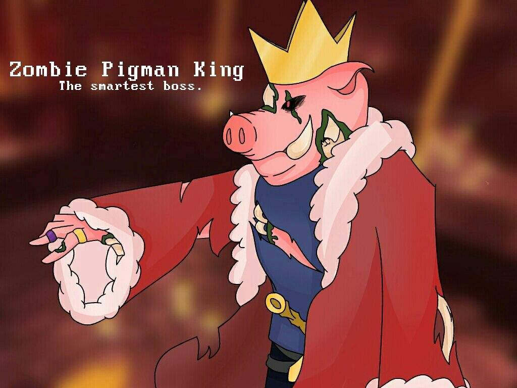 Zombie Pigman King