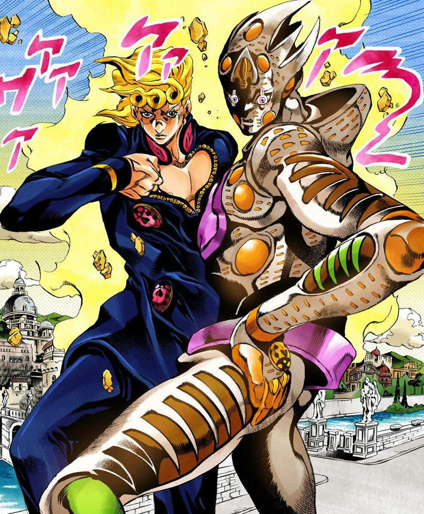 Giorno Giovanna Jojo Vs Saitama Opm Who Would Really Win Anime Vs Anime Amino The stand arrow is a main consumable item in jojostands. giorno giovanna jojo vs saitama opm