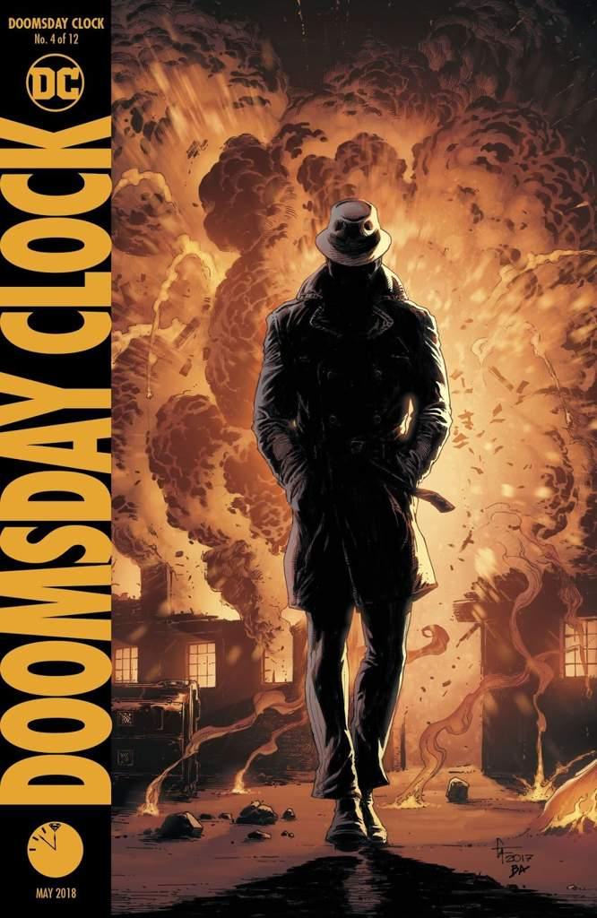 Doomsday Clock Review Part 4 Comics Amino