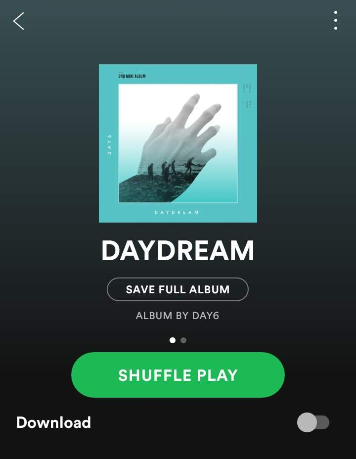 day6 on spotify | -Day6- Amino