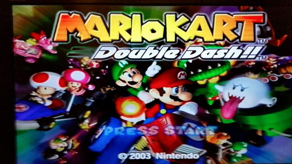 I'm playing Mario Kart Double Dash | Mario Amino