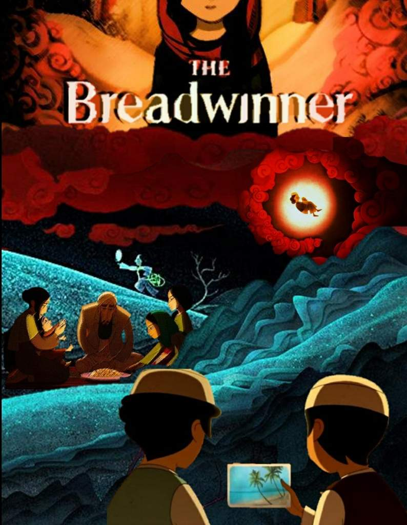 MY THOUGHTS ON: The Breadwinner   Movies & TV Amino