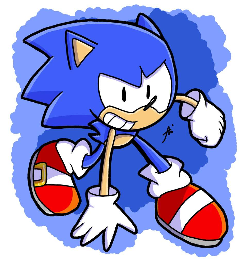 Classic Sonic Sonic The Hedgehog Amino