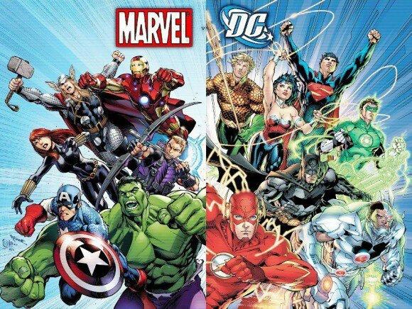 Nombres De Los Superhéroes Cómics Amino