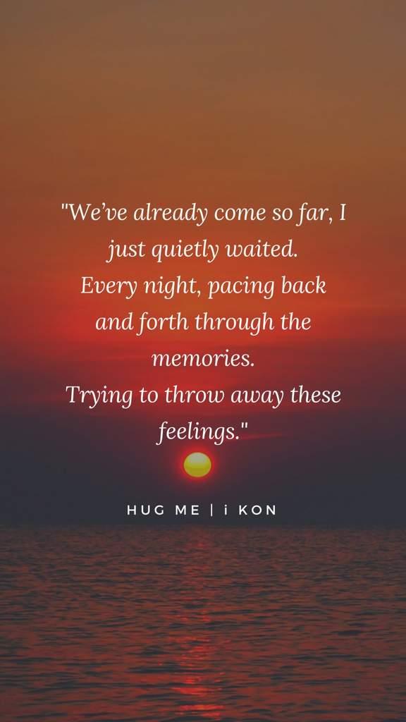 Hug Me Ikon