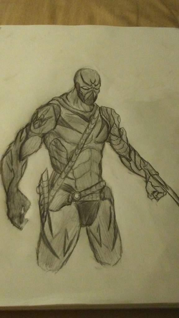 Deicide, my villain  | Arts And OCs Amino