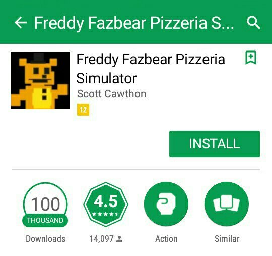 fnaf freddy fazbears pizzeria simulator download