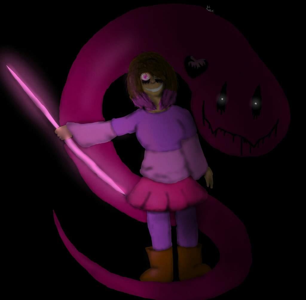 Nightmare Fuel   Glitchtale Amino  Nightmare