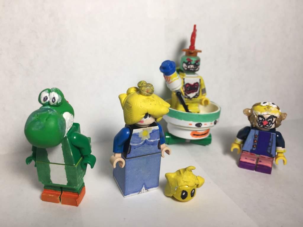 Lego Super Smash Bros Customs Part 2 Lego Amino