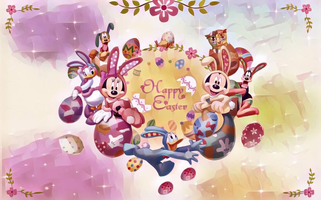 Happy Easter, Disney Amino! 💐 | Disney Amino