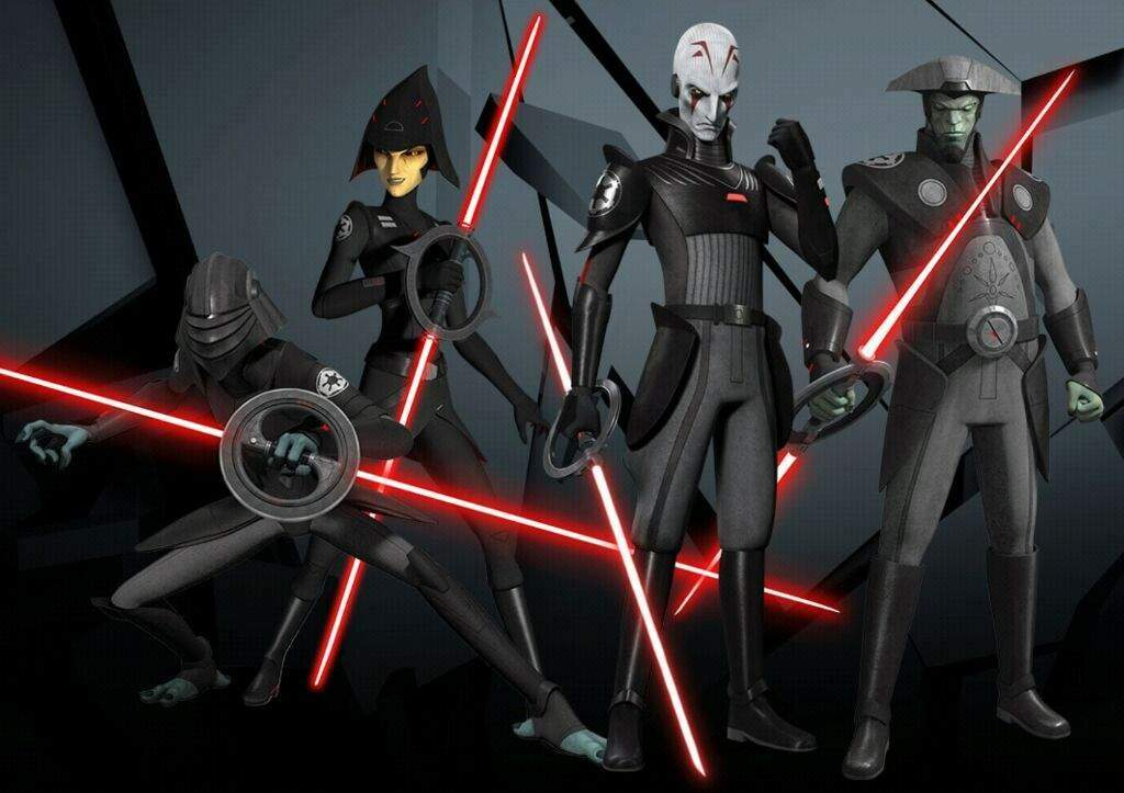 Inquisidores | •Star Wars• Amino